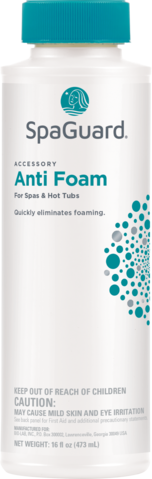 SpaGuard Anti-Foam - 1pt