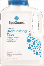 SpaGuard Bromine Tabs (Select Size)