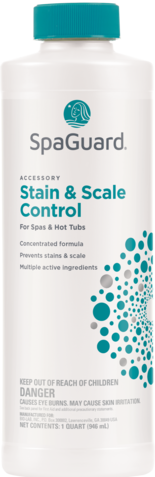 SpaGuard Stain & Scale (Select Size)