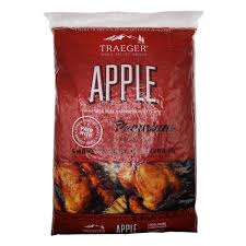 Traeger Pellets Apple