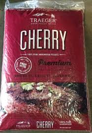 Traeger Pellets Cherry
