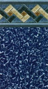 Venture Tile with Sundance Floor (J-hook or Beaded) (Select Size)