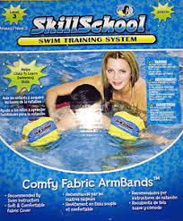 SkillSchool Comfy Fabric Armbands