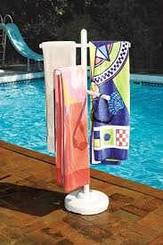 Swimline PVC Towel Rack