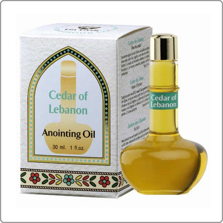Cedar of Lebanon - Anointing Oil 30 ml.
