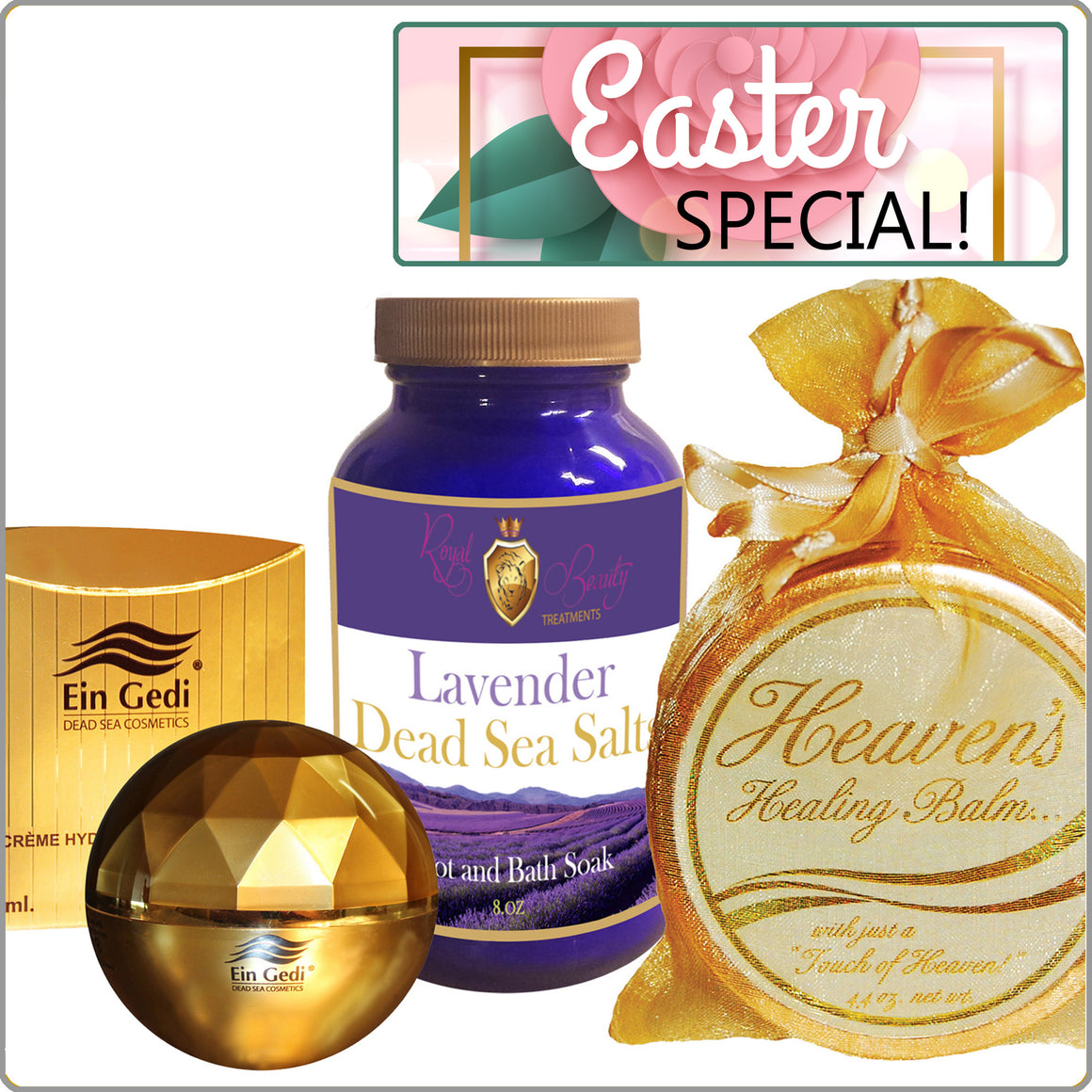 Easter Gift Bundle 1 with FREE SHIPPING!