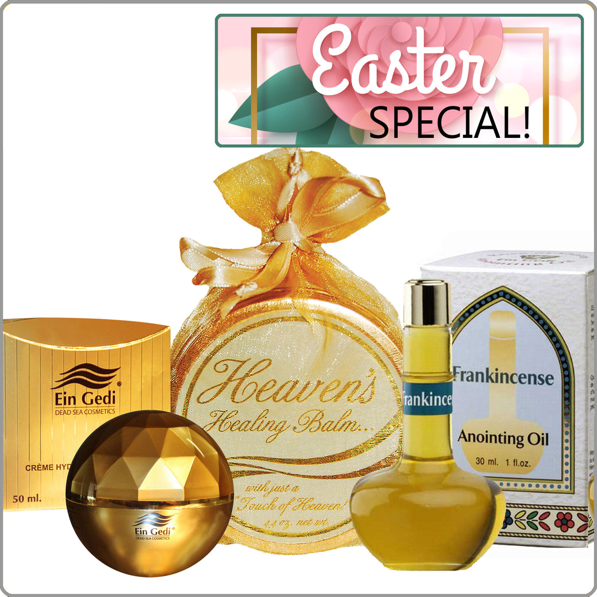 Easter Gift Pack Special 2 with FREE SHIPPING!