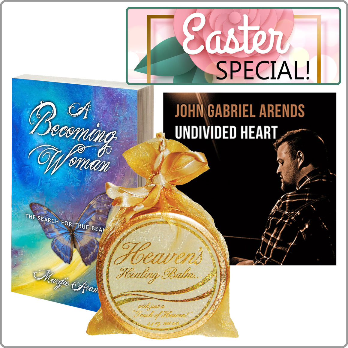 Easter Gift Bundle 4 with FREE SHIPPING!