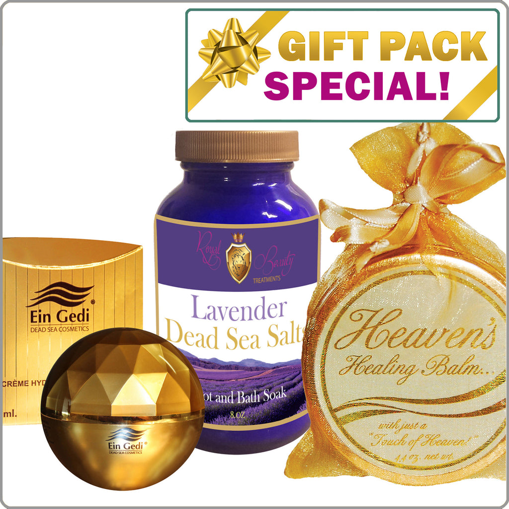 Gift Pack Special 1 with FREE SHIPPING!