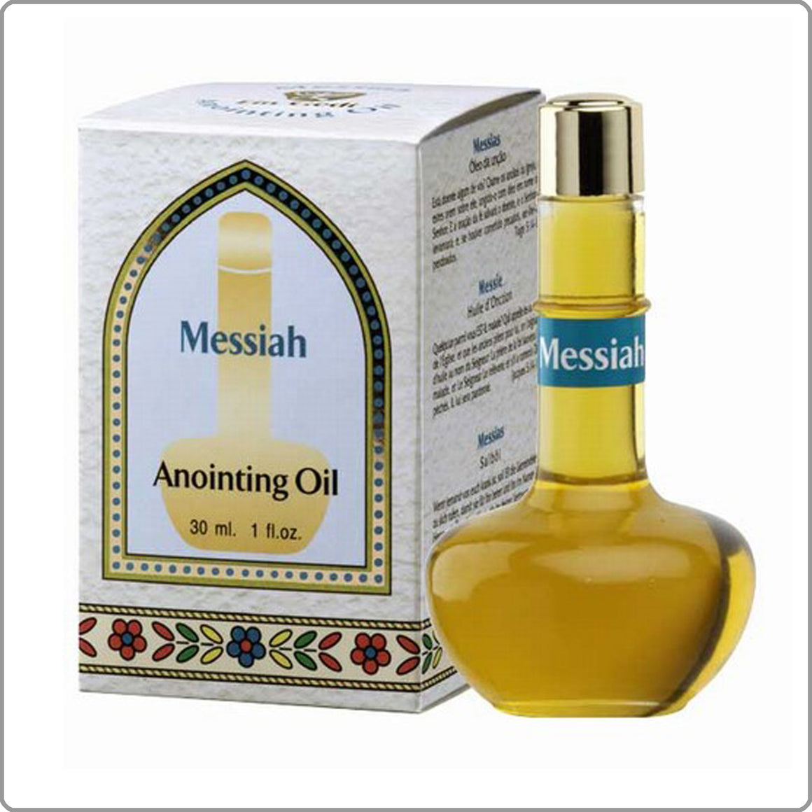 Messiah - Anointing Oil 30 ml.
