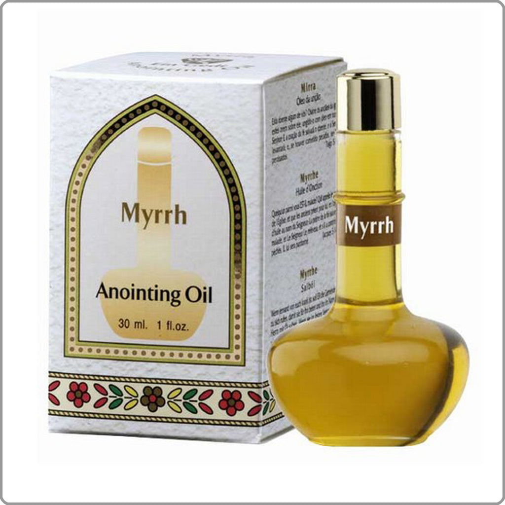 Myrrh - Anointing Oil 30 ml.