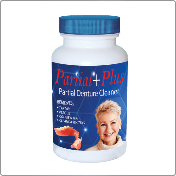 Partial+Plus Cleaner