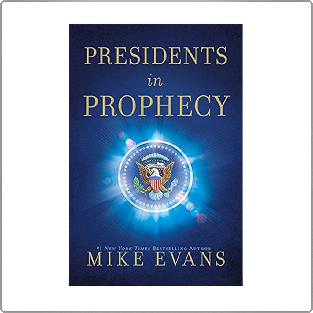 Presidents by Mike Evans Hardcover with FREE SHIPPING
