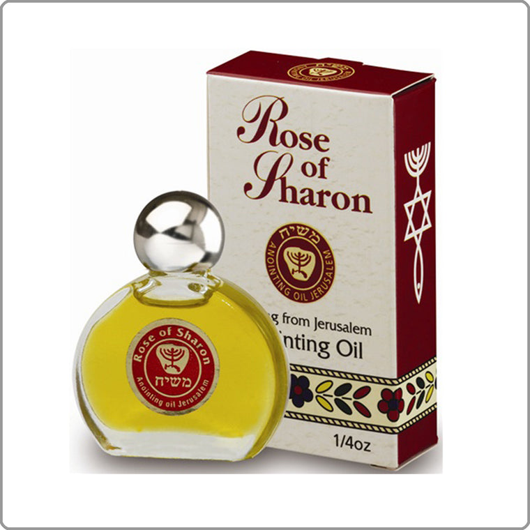 Rose of Sharon - Anointing Oil 7.5 ml.
