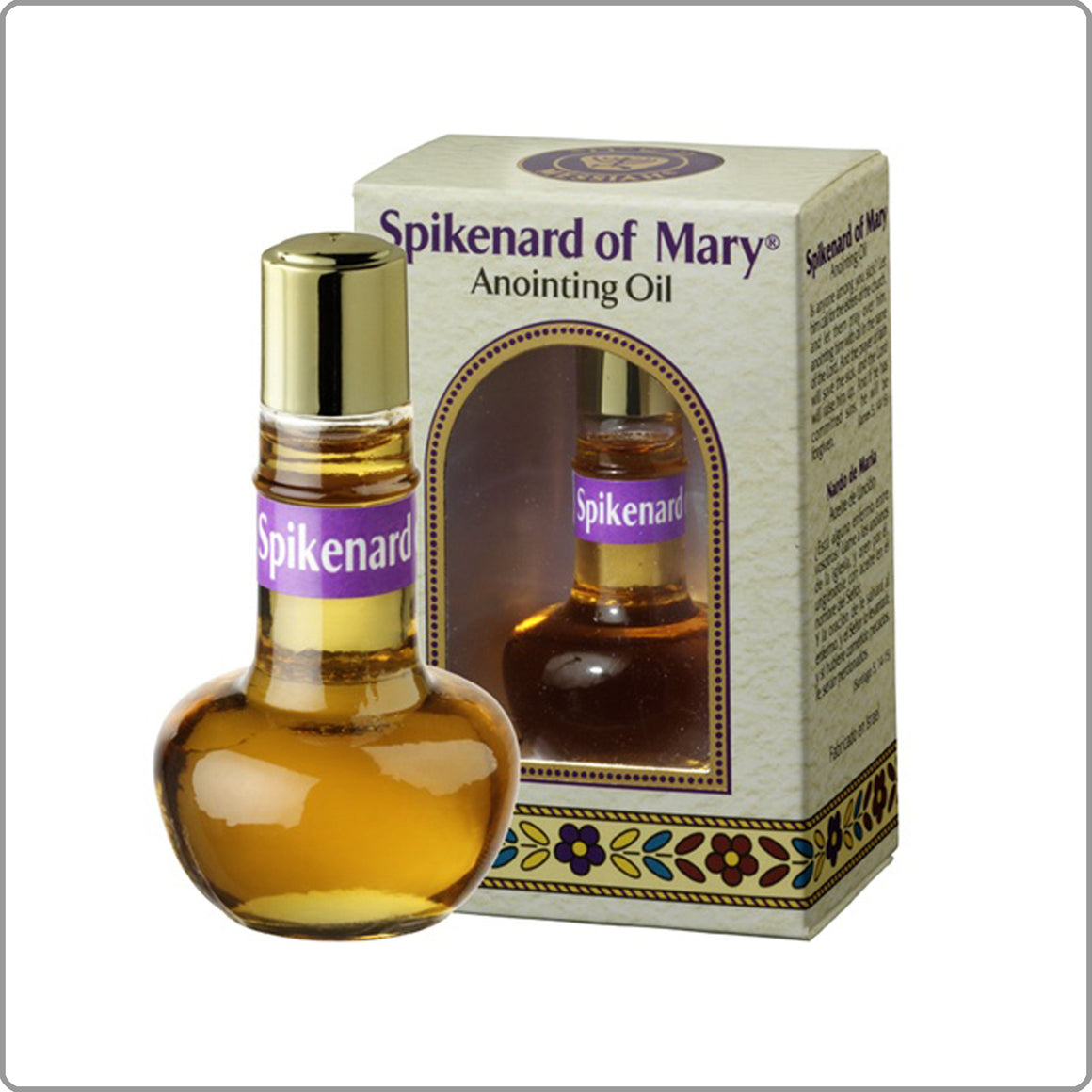 Spikenard of Mary - Anointing Oil 8 ml.