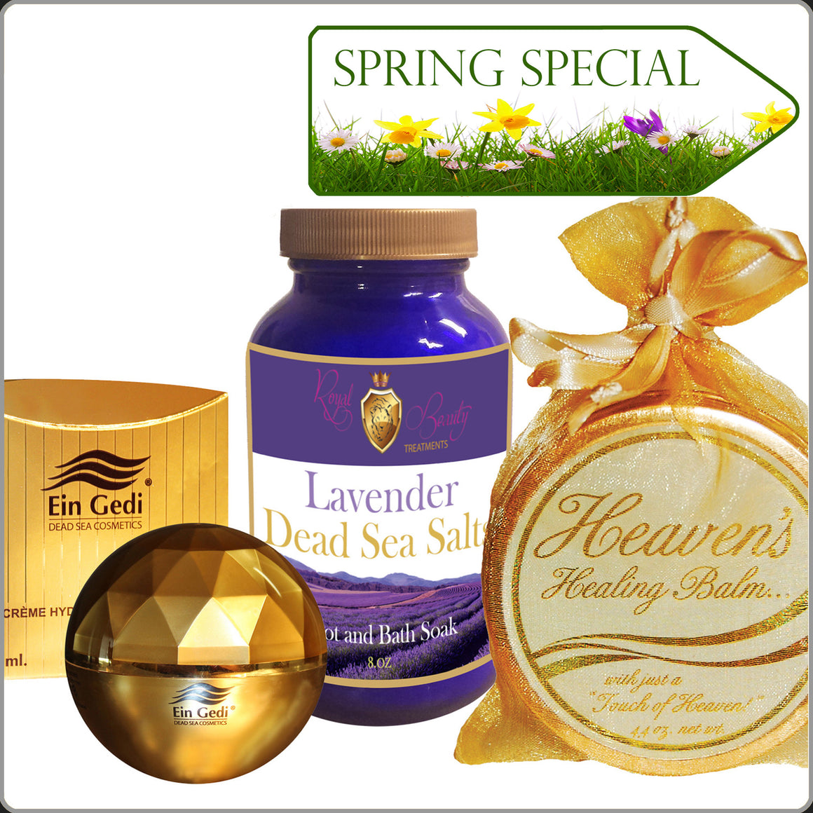 Spring Gift Bundle 1 with FREE SHIPPING!