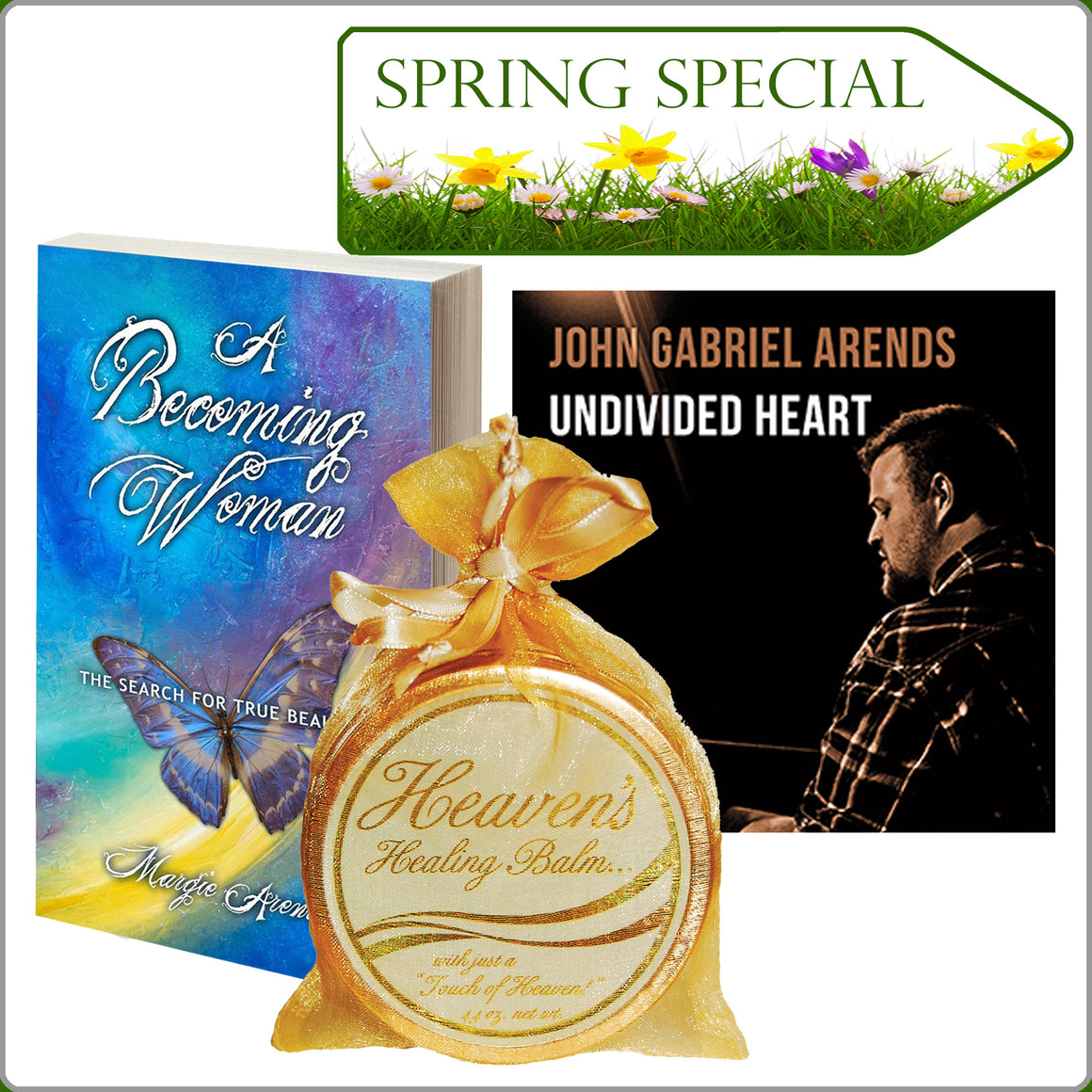 Spring Gift Bundle 4 with FREE SHIPPING!