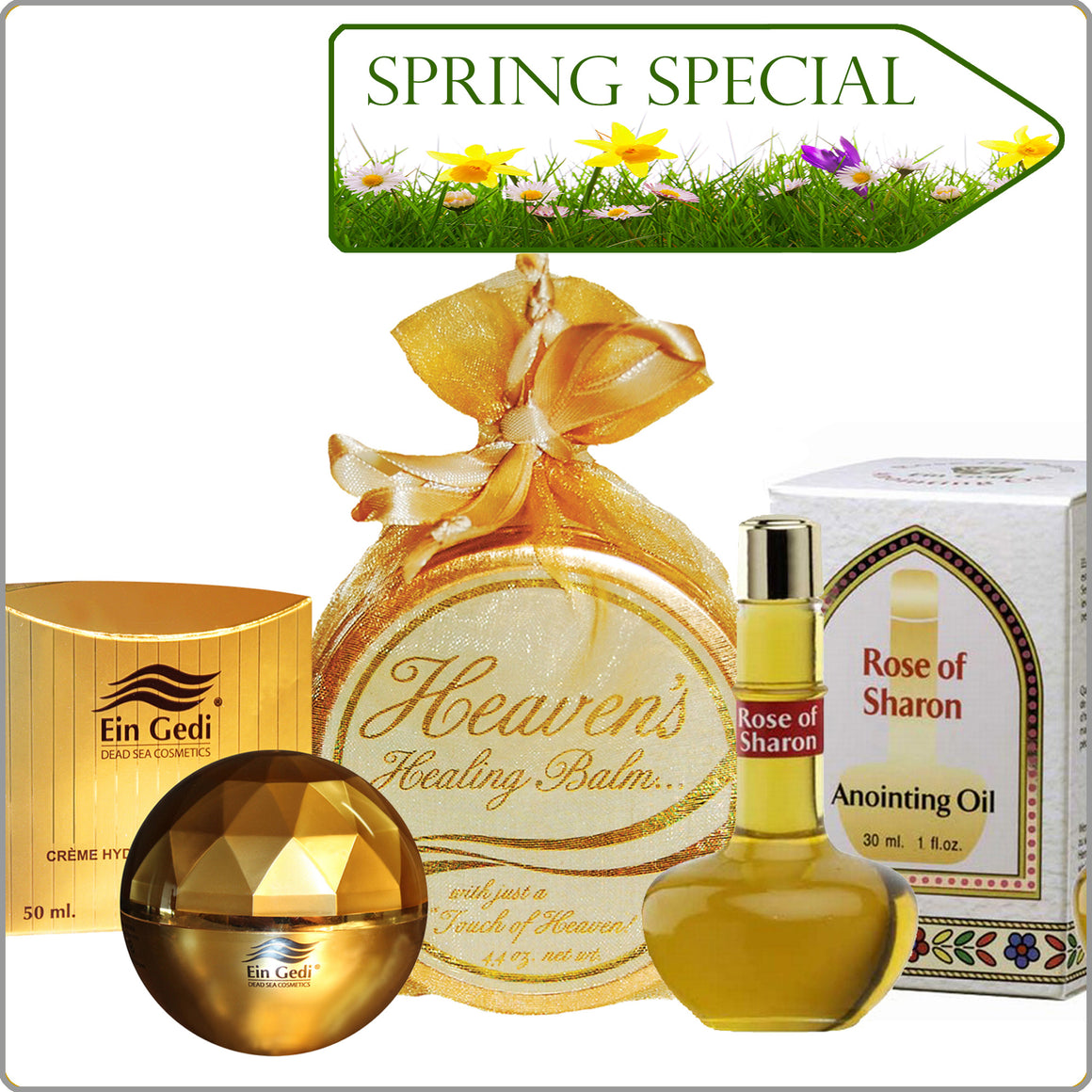 Spring Gift Bundle 2 with FREE SHIPPING!