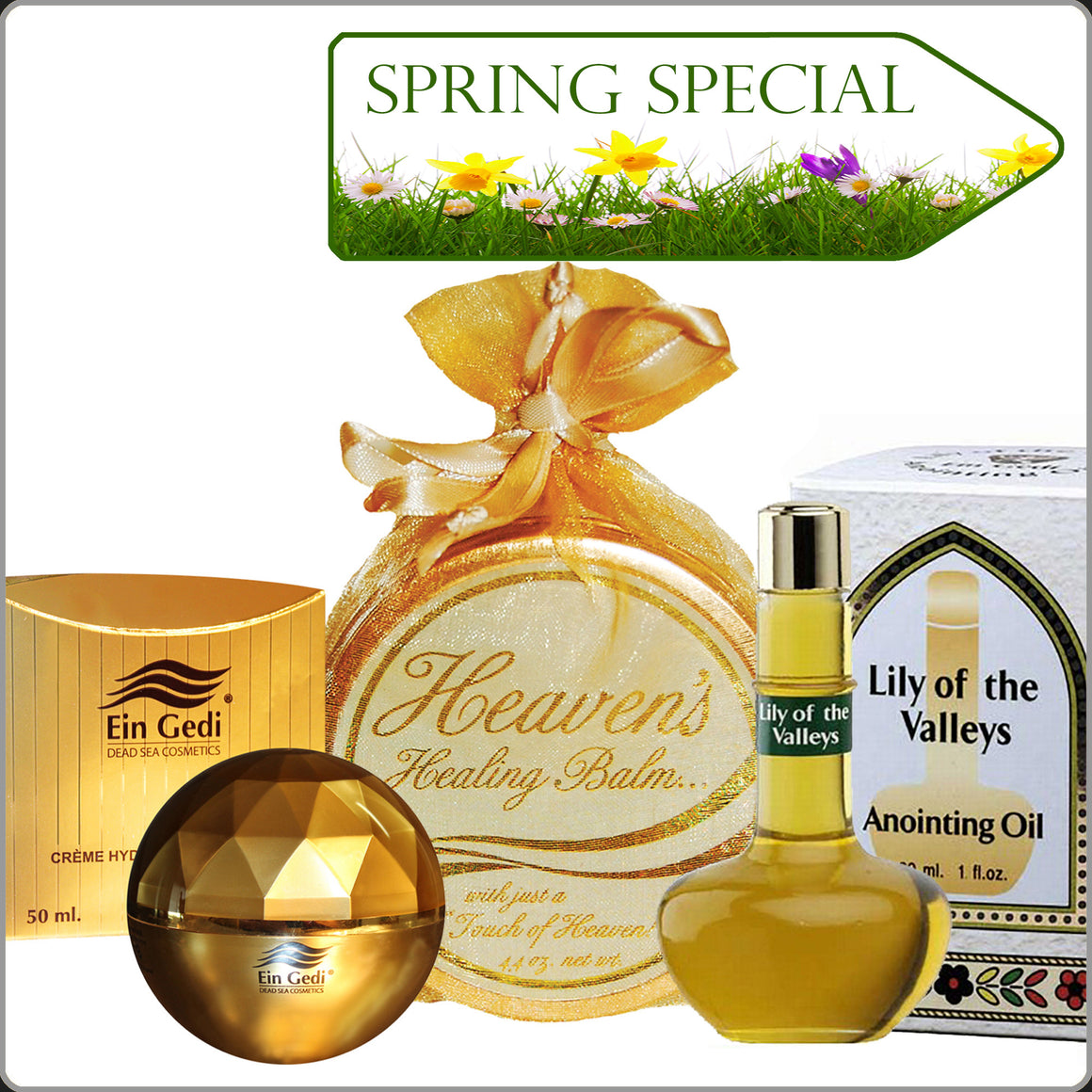 Spring Gift Bundle 3 with FREE SHIPPING!