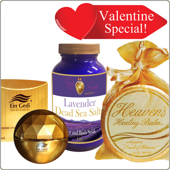 Valentine Day Gift Bundle 1 with FREE SHIPPING!