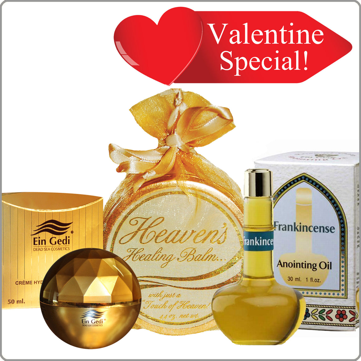 Valentine Day Gift Bundle 2 with FREE SHIPPING!