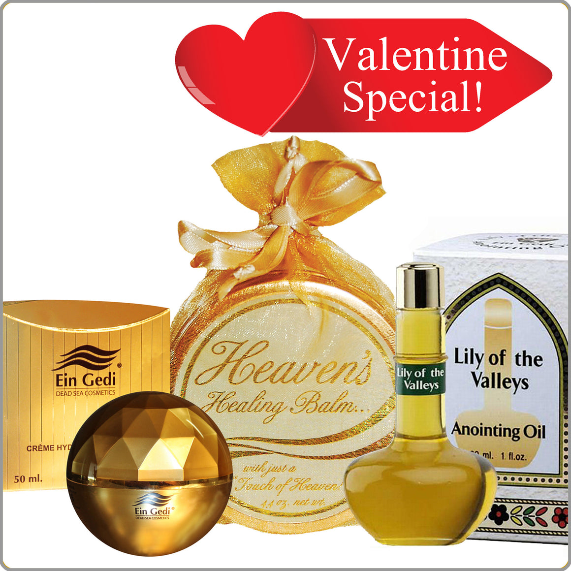 Valentine Day Gift Special 3 with FREE SHIPPING!
