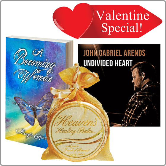 Valentine Day Gift Special 4 with FREE SHIPPING!