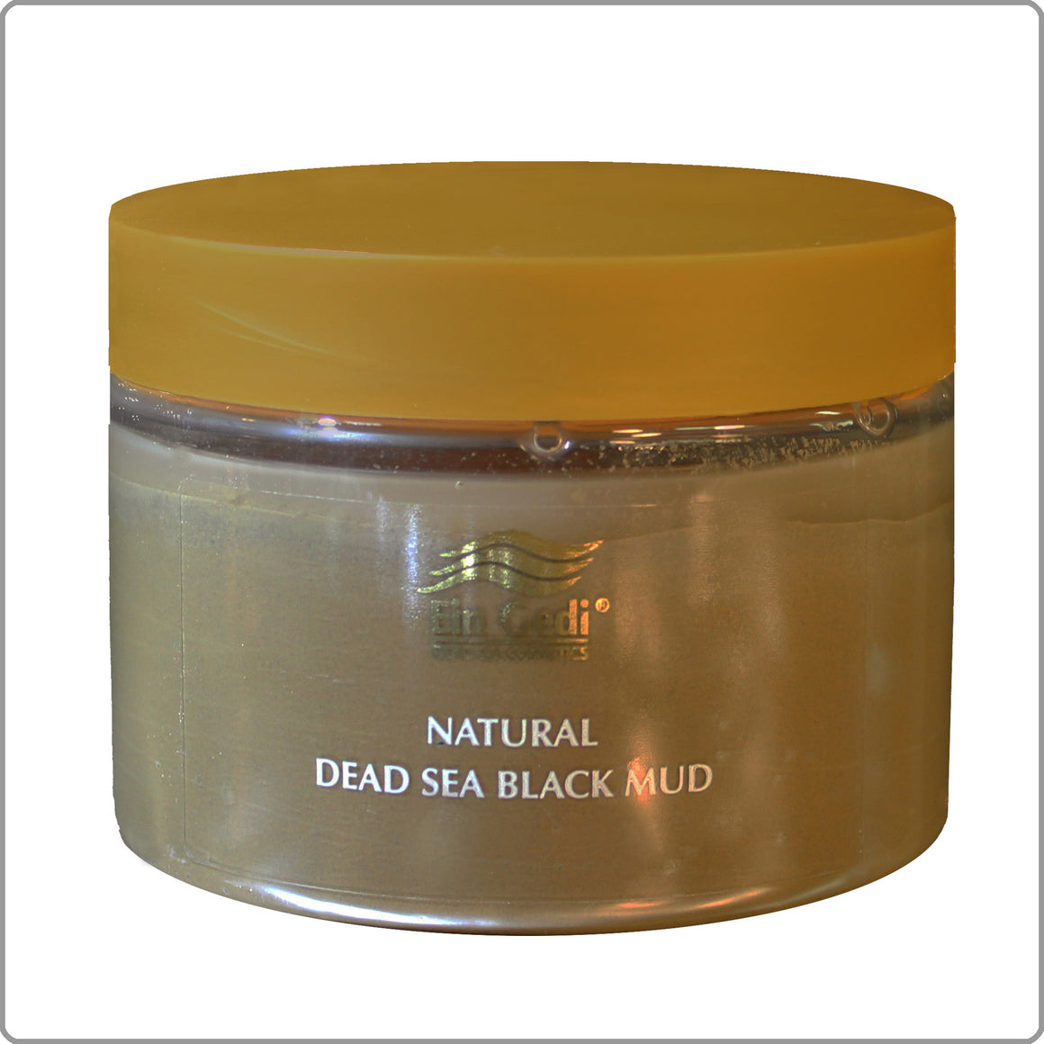 Natural Dead Sea Black Mud