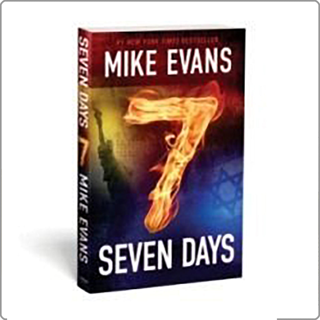 Seven Days by Mike Evans Paperback with FREE SHIPPING!
