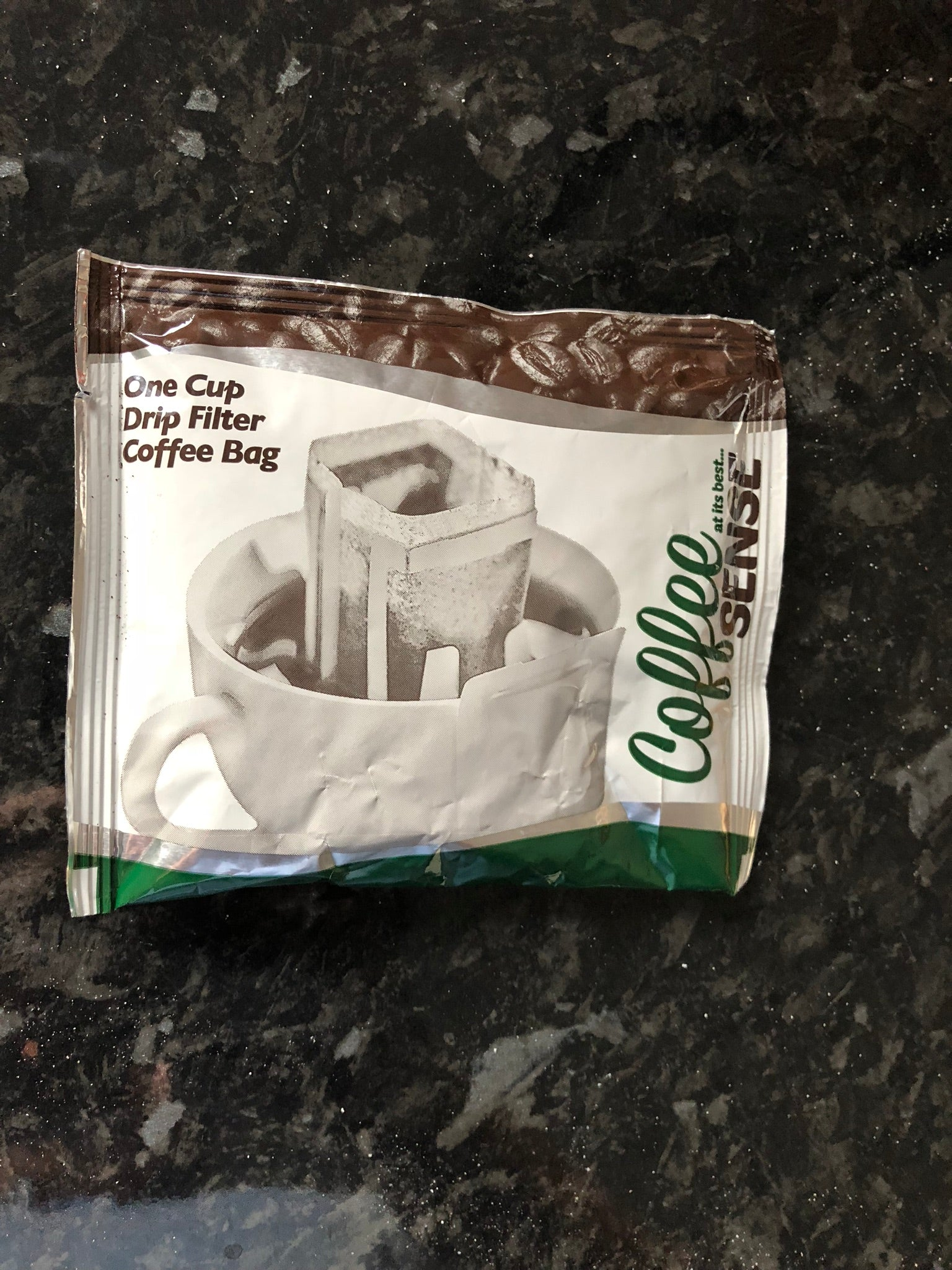 Delicious One Cup Coffee Sachets