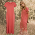 REBEKKA dress fra Basic Apparel | Organic cotton GOTS | THORNcph.dk