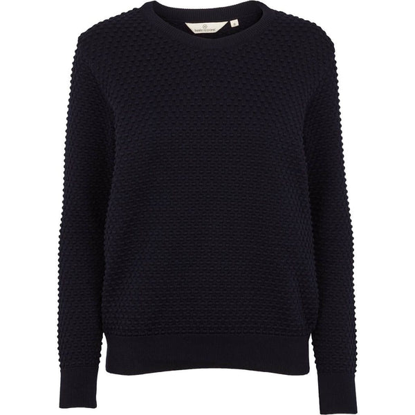 VICCA sweater - navy