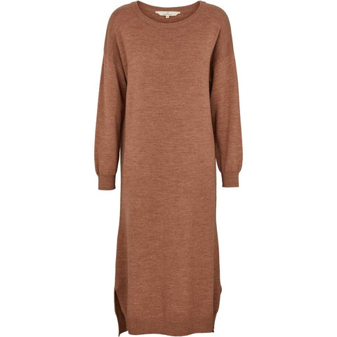 VERA dress (warm sand)