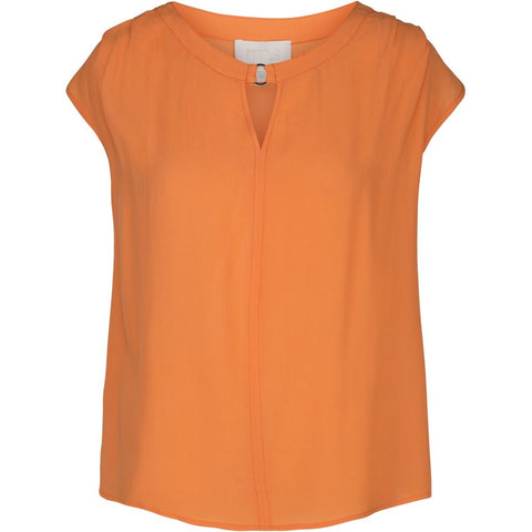 ARIANA top - apricot