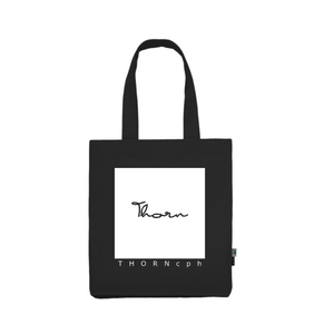 THORNcph tote bag - 100% organic fairtrade cotton