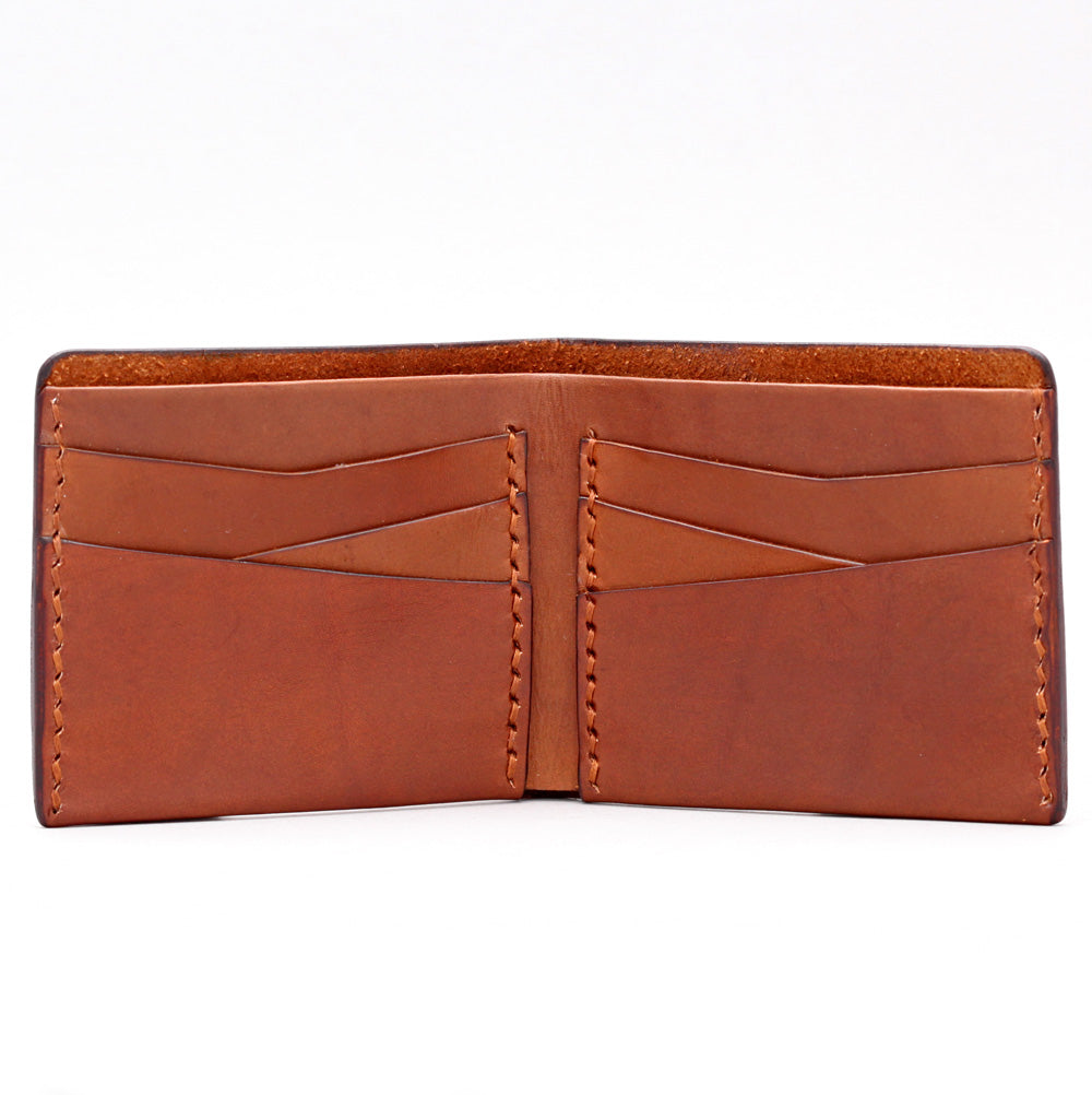 MULTI FOLD WALLET IN NATURAL