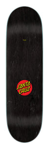 "Santa Cruz Skateboards Screaming Hand Matte Green Skateboard Deck - 8.8"" x 31.95"""