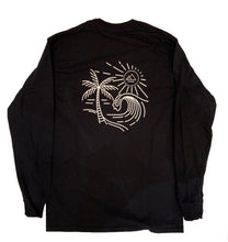 Load image into Gallery viewer, OHANA Long Sleeve, Black