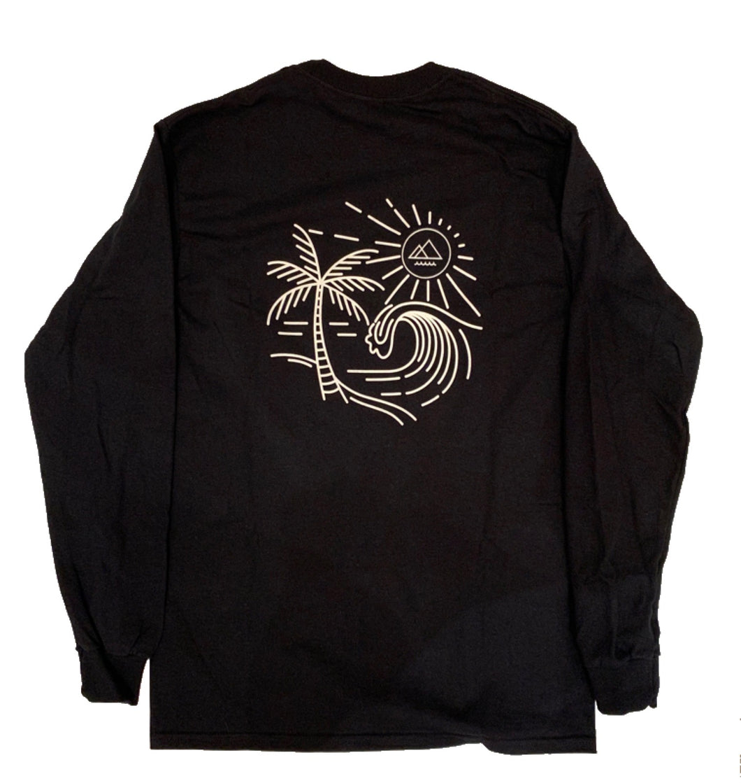 OHANA Long Sleeve, Black