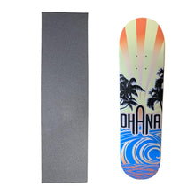 Load image into Gallery viewer, Ohana Palm Tree Deck (Deck + Grip Tape)
