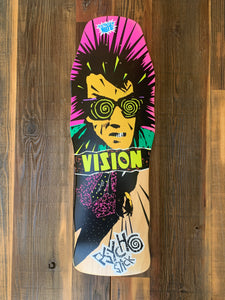 "Old School Deck - Vision 9.75x29.75 ""Psycho Stick"""