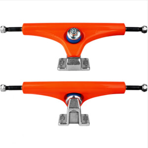 "GullWing Longboard Trucks - 10"" Neon Orange (sold as a set of two)"