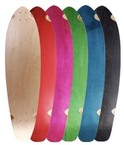 "Build-Your-Own-Longboard - 40"" Kicktail Longboard"
