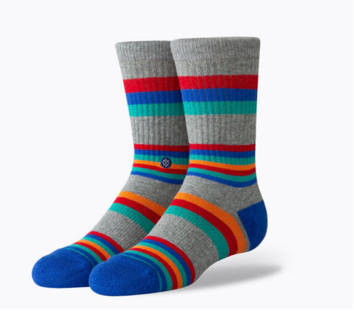 Stance Circus (Kids Size Large 2-5.5)