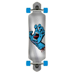 Santa Cruz Longboard - Screaming Hand Drop Thru