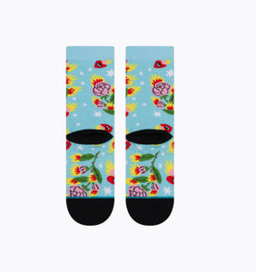 Stance Cavolo Floral (Kids Size Large 2-5.5)
