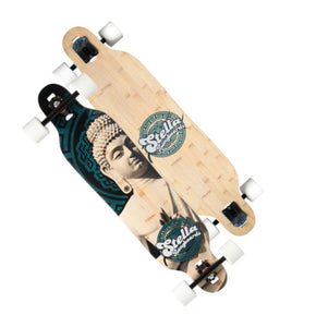 Stella Drop Down Longboard 40""