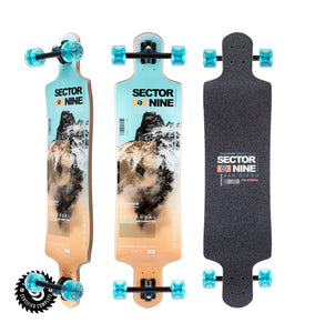 Sector 9 Longboard - Mountain