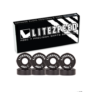LITEZPEED BEARINGS ABEC 7 BLACK
