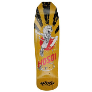 "HOSOI SKATEBOARDS HOSOI KING DECK– 9""X32.25"""